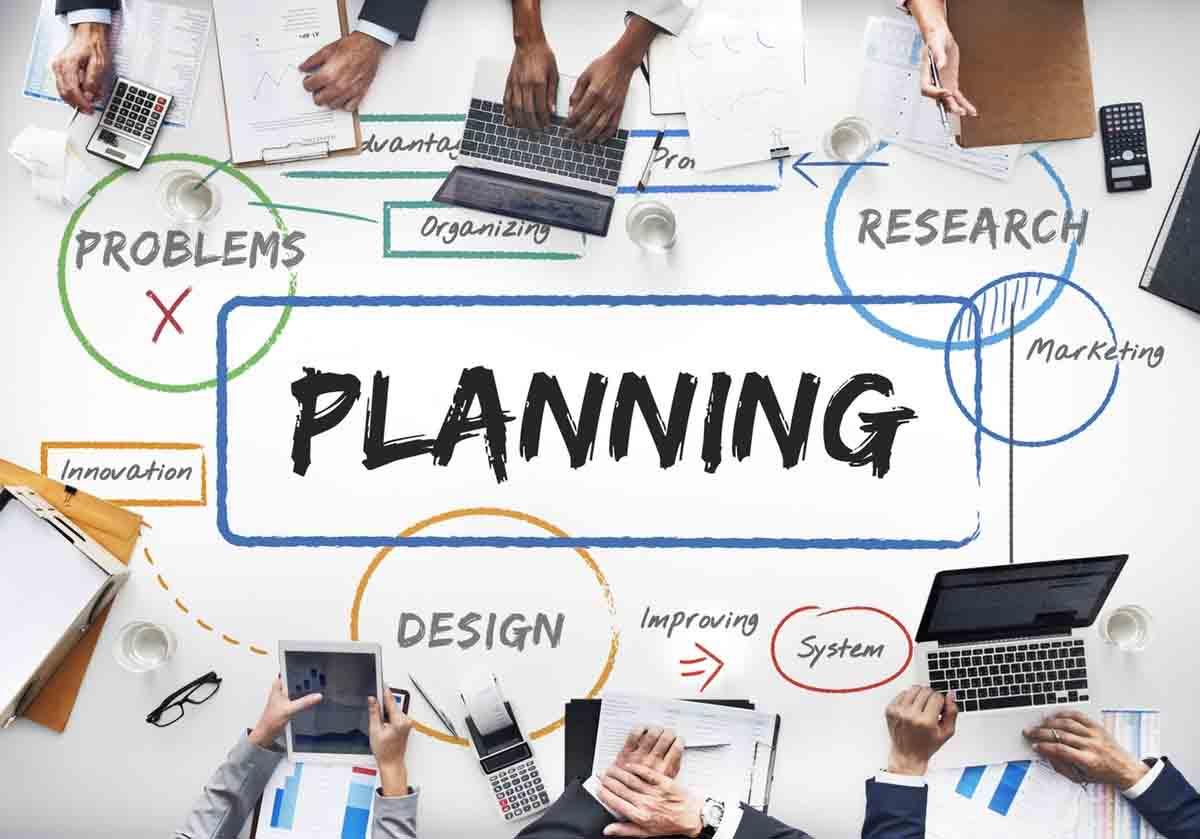 Lên kế hoạch cho doanh nghiệp