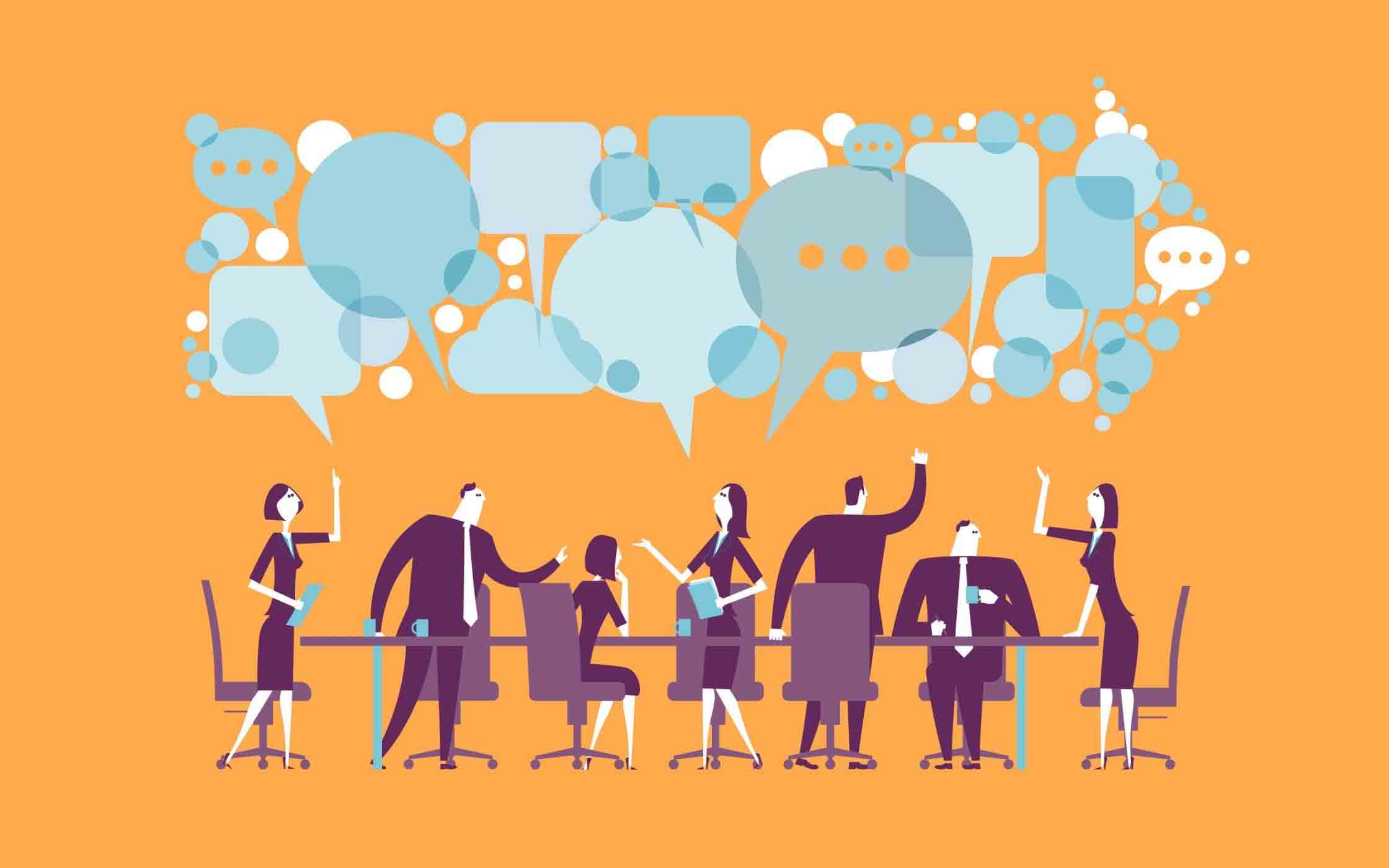Thực hiện công tác truyền thông nội bộ trong doanh nghiệp