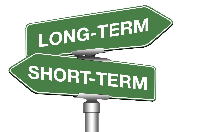 Mục tiêu ngắn hạn và dài hạn